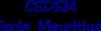 CEDEM Isole Mauritius